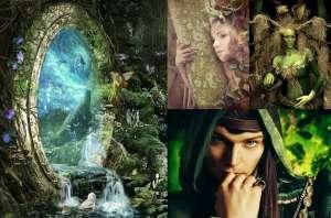 Tărâmul Mistic – Îngerul Luminii
