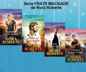 Seria Frații MacKadede Nora Roberts