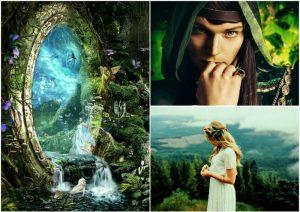 Tărâmul Mistic vol.2-Suflete pereche de Alina Cosma