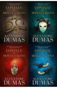 Contele de Monte Cristo de Alexandre Dumas