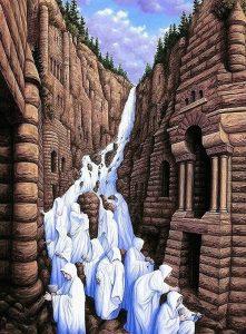 Orașul scărilor de Robert Jackson Bennett