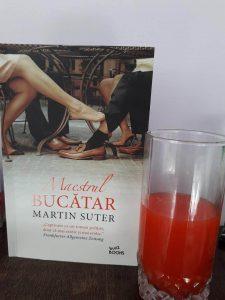 Maestrul bucătar de Martin Suter-Editura Litera-recenzie