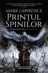 Prințul Spinilor de Mark Lawrence