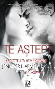 Te astept - Jennifer L. Armentrout semnata J. Lynn