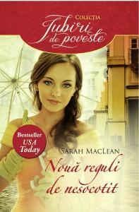 Noua reguli de nesocotit - Sarah MacLean - Editura Alma/Litera
