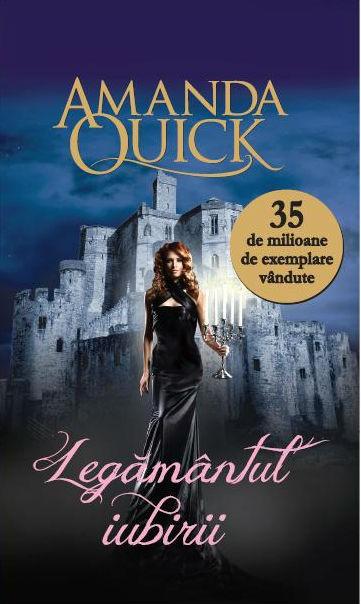 Legamantul iubirii de Amanda Quick-Editura LItera