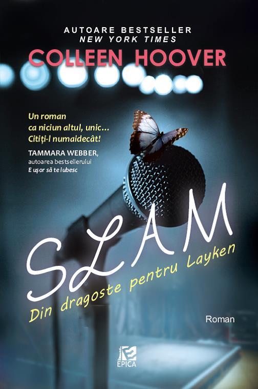 Slam-Din dragoste pentru Layken-Colleen Hoover-Epica-recenzie
