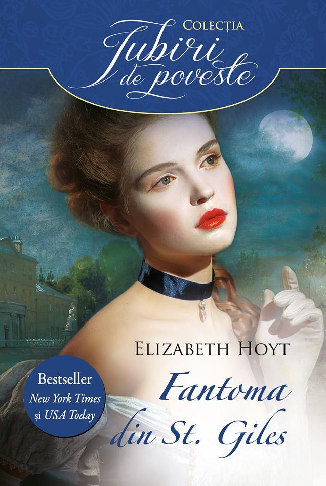 Thief of Shadows - Fantoma din St. Giles - Colecția Iubiri de poveste - Editura Litera/Alma