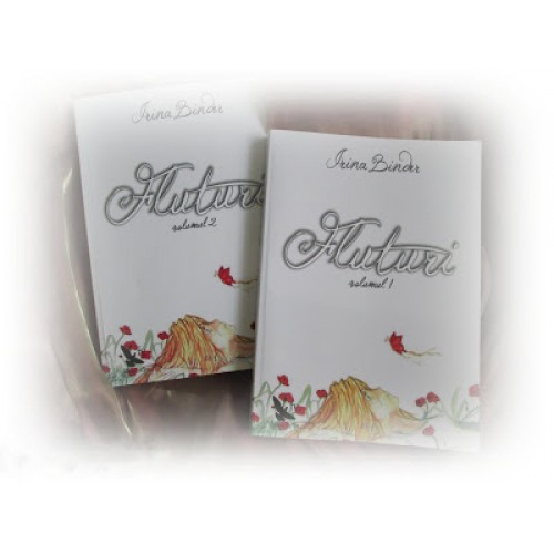 Fluturi de Irina Binder | Editura For You