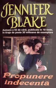 Propunere indecenta de Jennifer Blake