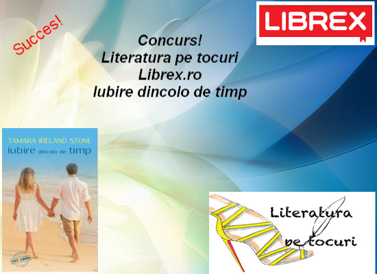 Concurs Librex.ro Iubire dincolo de timp
