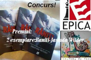 Concurs Raniti de Jasinda Wilder