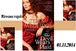 Mireasa rapita - Teresa Medeiros - Colectia Iubiri de poveste