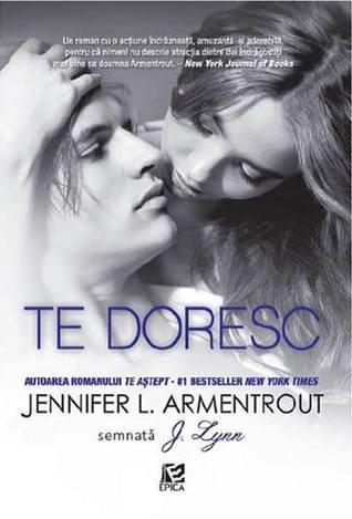 Te doresc- Be whit Me Jennifer Armentrout