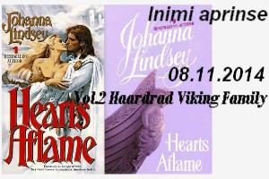Inimi aprinse - Johanna Lindsey - Colectia Iubiri de poveste