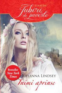 Hearts Aflame - Inimi aprinse - Johanna Lindsey -Editura Litera/Litera