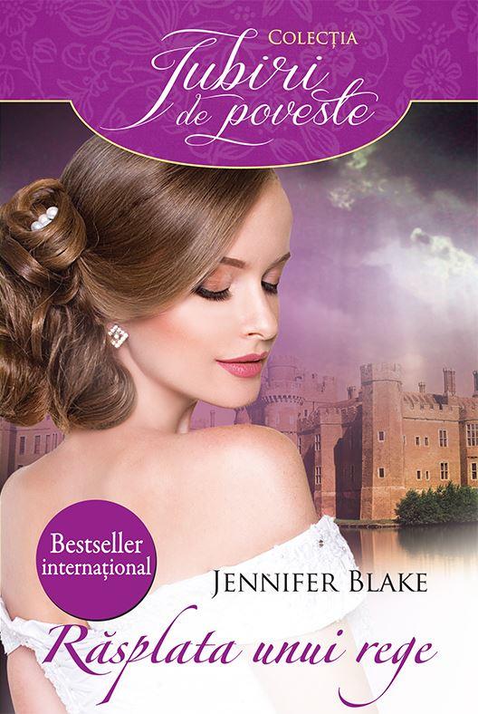 Rasplata unui rege de Jennifer Blake-Colectia Iubiri de poveste