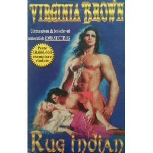 Rug indian de Virginia Brown