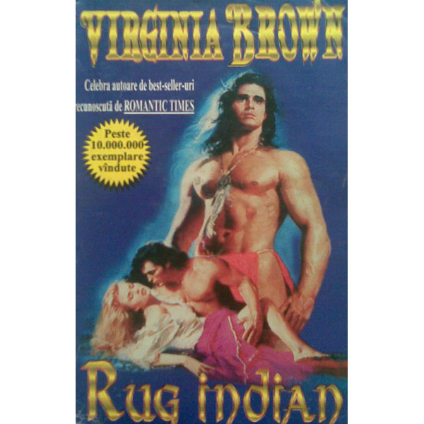 Rug indian de Virginia Brown