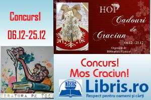 Concurs Hop Mos Craciun