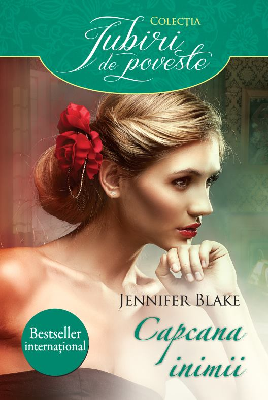 By Grace Possessed - Capcana inimii Jennifer Blake - Colectia Iubiri de poveste