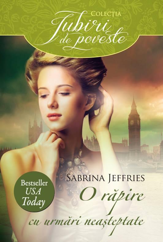 O rapire cu urmari neasteptate de Sabrina Jeffries