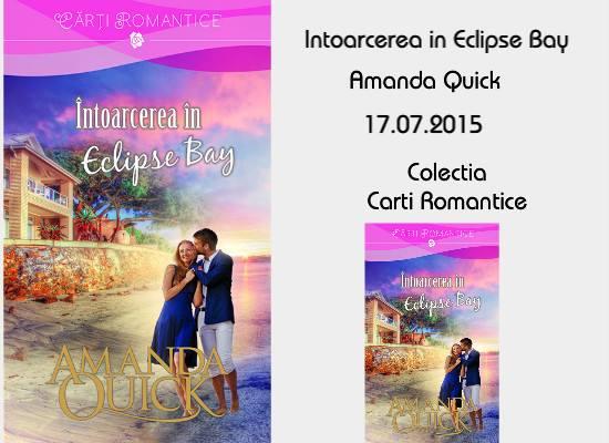 Intoarcerea in Eclipse Bay de Amanda Quick (Jayne Ann Krentz)