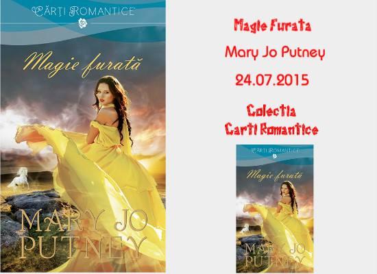 Magie furata de Mary Jo Putney-Colectia Carti Romantice