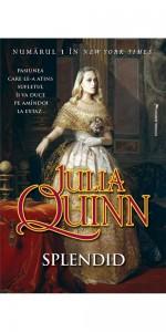 Splendid de Julia Quinn-Editura Miron