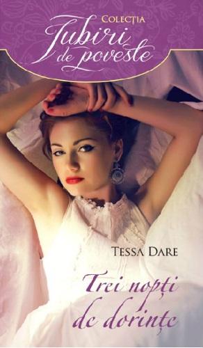 Trei nopti de dorinte de Tessa Dare