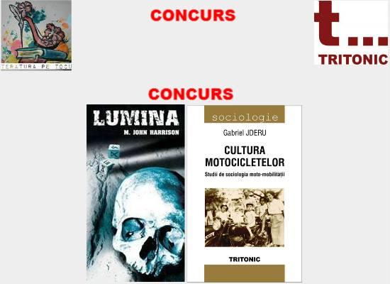 concurs Editura Tritonic