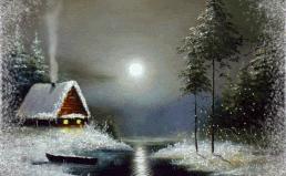 Mihaela Hură | Poveste de iarnă| Ninge nebun | Ninsori spovedite