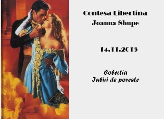 Contesa libertina de Joanna Shupe-Colectia Iubiri de poveste