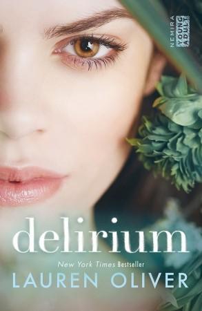 Delirium de Lauren Oliver-Editura Nemira