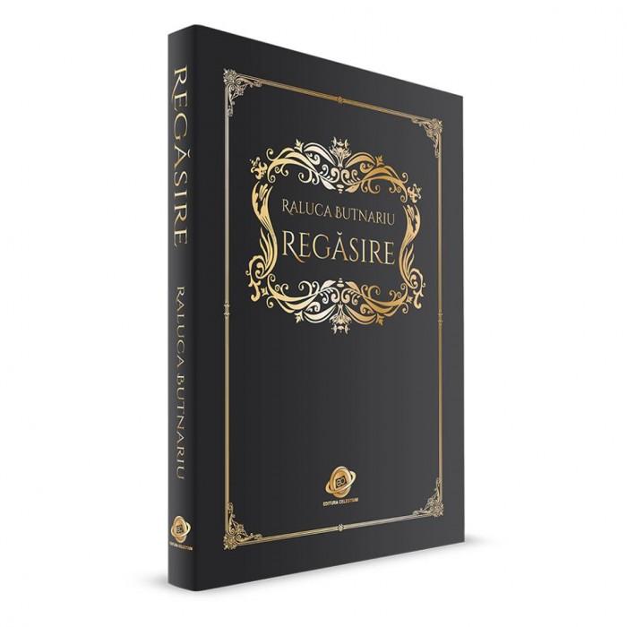 Regasire de Raluca Butnariu-Editura Celestium