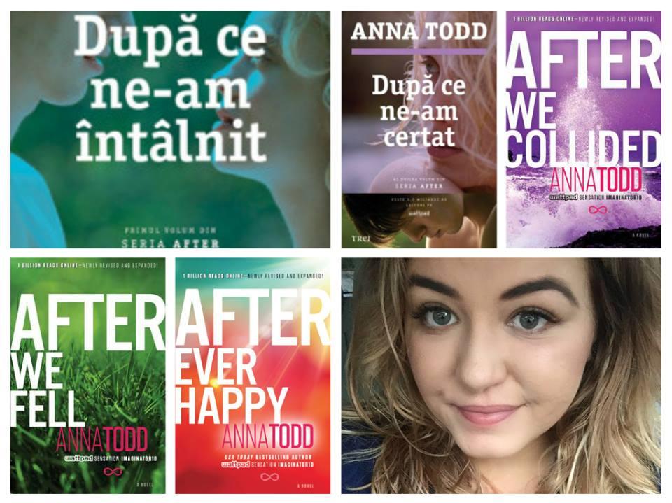 Anna Todd-carti-books