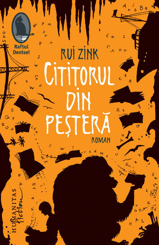 Cititorul din pestera de Rui Zink