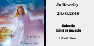 Infama mea doamna - Jo Beverley - Colectia Iubiri de poveste