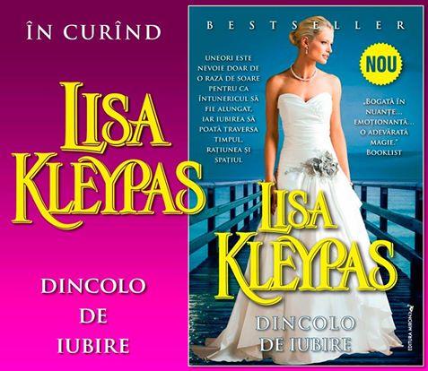 Dincolo de iubire- Lisa Kleypas