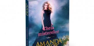 Cheia misterelor de Amanda Quick-paranormal, pericol, fascinatie