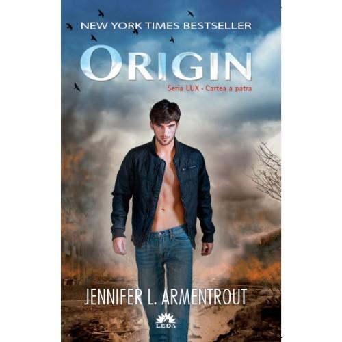 Origin (cartea a patra din seria LUX) de Jennifer L. Armentrout
