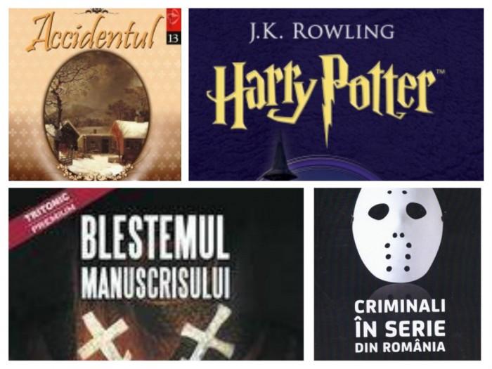 Top 6 cărţi citite