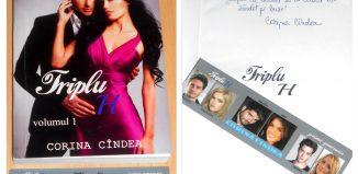 Triplu H | Corina Cindea | Comedie Romantică | Recenzie carte