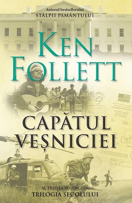 Capatul vesniciei de Ken Follett-Editura Rao-prezentare