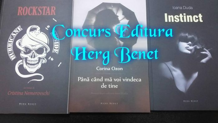 Concurs Editura Herg Benet