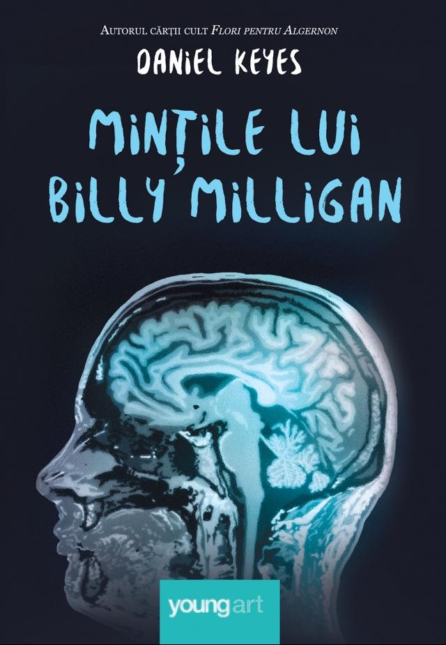 Mințile lui Billy Milligan de Daniel Keyes