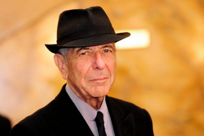 In memoriam Leonard Cohen
