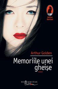 Memoriile unei gheișe de Arthur Golden