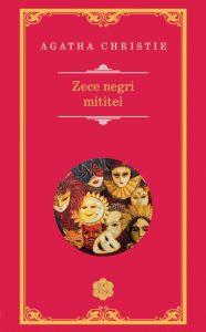 Zece negri mititei - Agatha Christie – Editura Rao