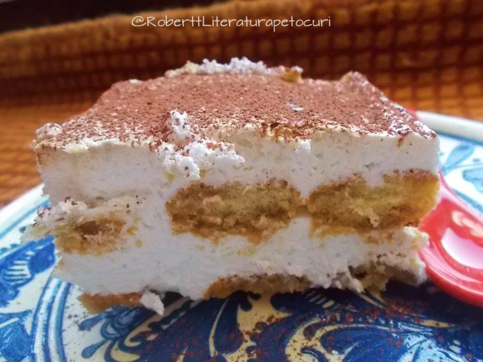 Tiramisu - cum sa nu-ti placa? - desert traditional Italian